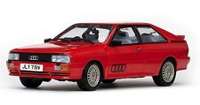Sun Star 1:18 1981 Audi Quattro, red