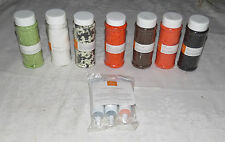 Martha Stewart Sanding Sugar Edible Decorations and Candy Decorating Pens NEW