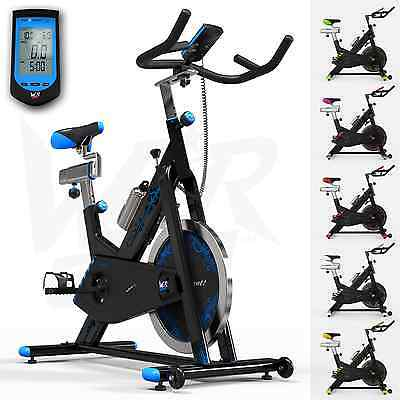 RevXtreme Cycle Indoor Aerobic Bike 22KG Flywheel Fitness Cardio Workout Machine