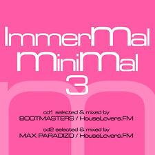 CD ImmerMal MiniMal III von Various Artists 2CDs