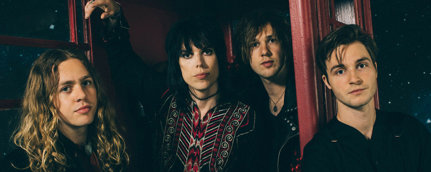 The Struts with The Record Company, Messer
