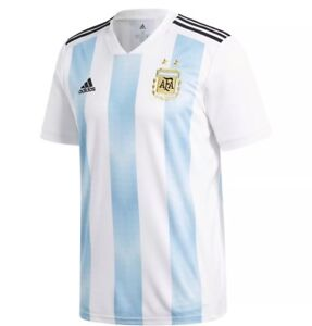 competitive price 79d19 61cf0 Details about 2018 World Cup Argentina National Soccer Team Jersey Mens M  Adidas BQ9324