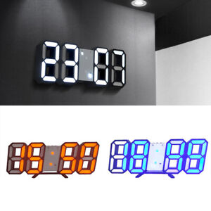 Large-3D-Modern-Digital-LED-Wall-Clock-12-24-Hour-Display-Timer-Alarm-Home-USB