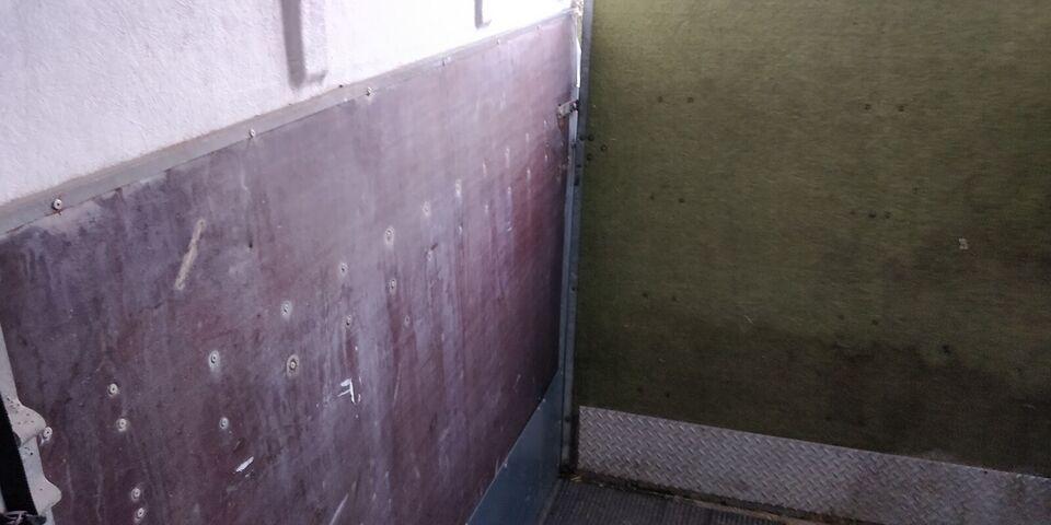 Hestetrailer, Brenderup 1304, lastevne (kg): 575