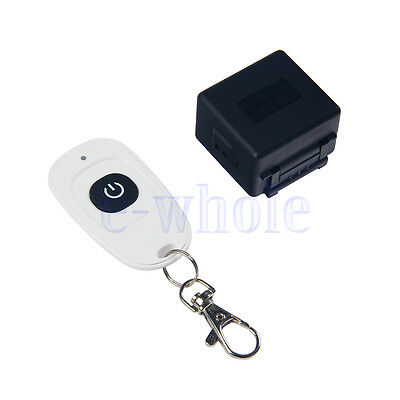 315mhz 12v 10A Relay wireless RF Remote Control Switch Transmitter + Receiver DT