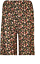 Ladies-Womens-plain-printed-Wide-Leg-Culottes-3-4-Palazzo-trouser-Shorts-8-30 thumbnail 12