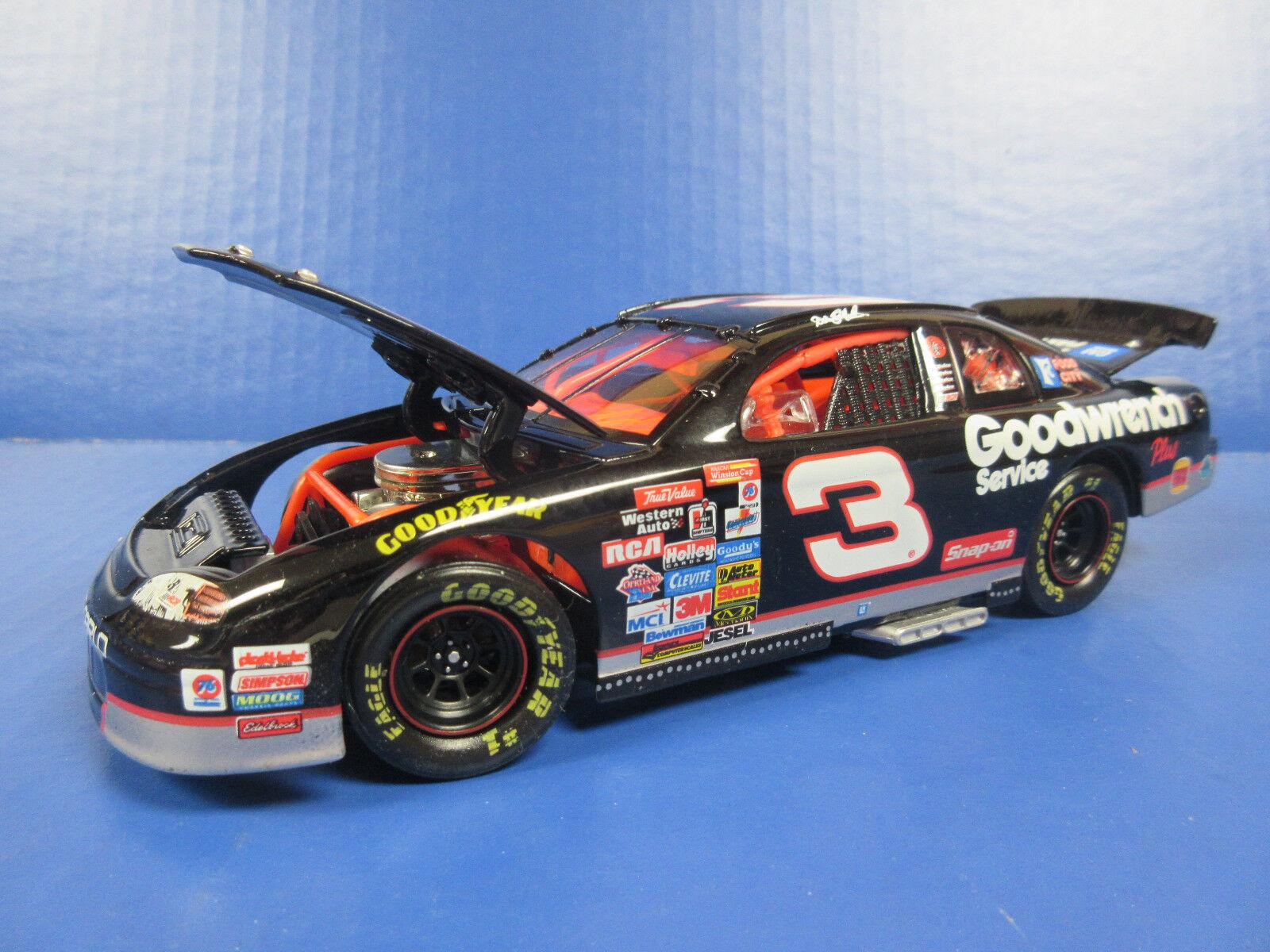 1998 Wirkung Dale Earnhardt  3 Monte voiturelo 1 24th Stock voiture
