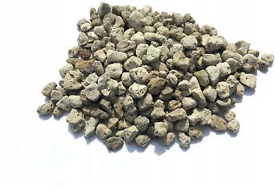 Pumex Vulkanische Lava Substrat 4-10 mm 15 L Drainage Pflanzen ohne Zutaten