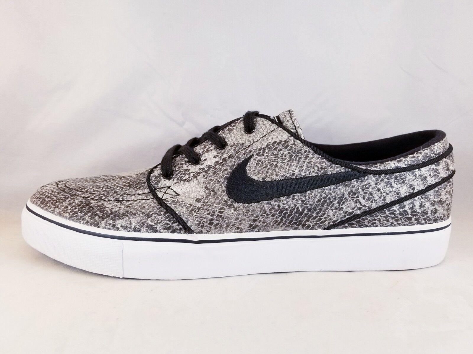 Nike Zoom Stefan Janoski Prem 855814 txt hombre skate zapatos 855814 Prem 003 comodo 60035d