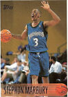 1996 Topps Stephon Marbury #177 Basketball Card