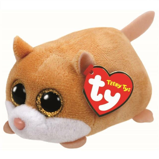 Ty Beanie Babies 42217 Teeny TYS PEEWEE The Hamster for sale online ... 57491d371a6
