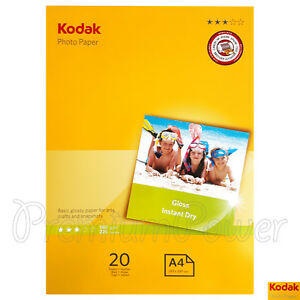 20-sheets-x-KODAK-A4-Photo-Paper-Glossy-210-x-297mm-180gsm-for-inkjet-printers