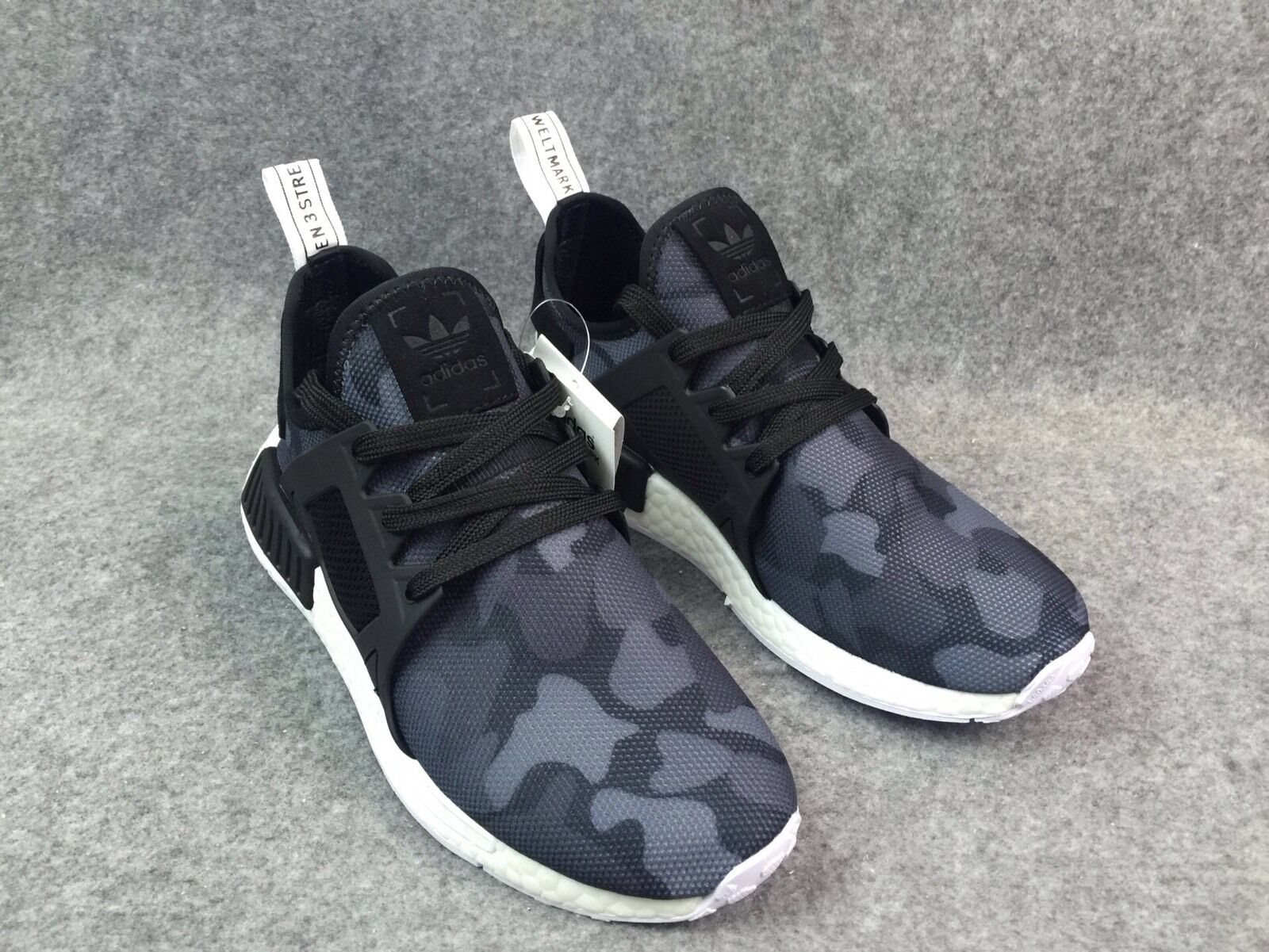 Adidas Nmd Xr1 Duck Camo Black Size 8 (BLACK VERSION ONLY)