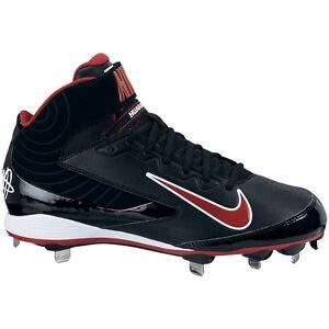 aclaramiento de compra Nike Para Hombre Zapatos De Béisbol Huarache Huelga A Mediados De Metal barato de descuento ofertas de venta descuento auténtica CpaN8B