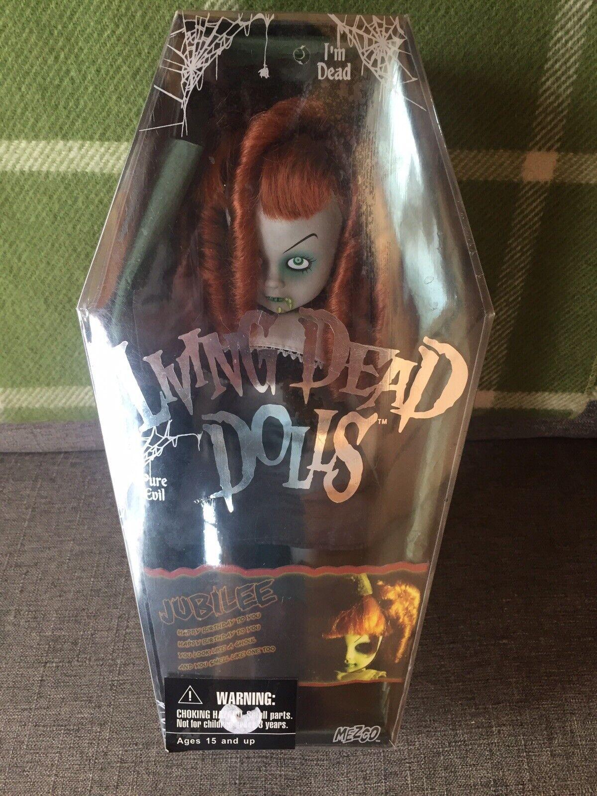 Living Dead Dolls Jubilee -New, Sealed And Mint