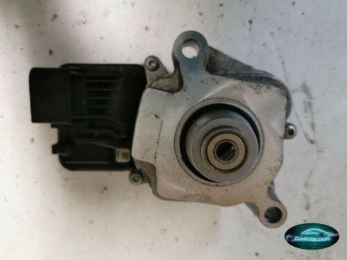 13-15 BMW F25 F15 F30 F31 F34 3-SERIES TRANSFER CASE ACTUATOR MOTOR 7542211