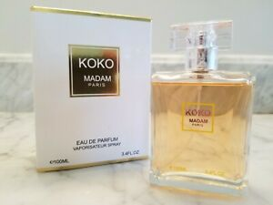 Miss Coco, Madam KoKo, Madam Gogo Eau de parfum for Women 100 ml (3.4 fl oz)