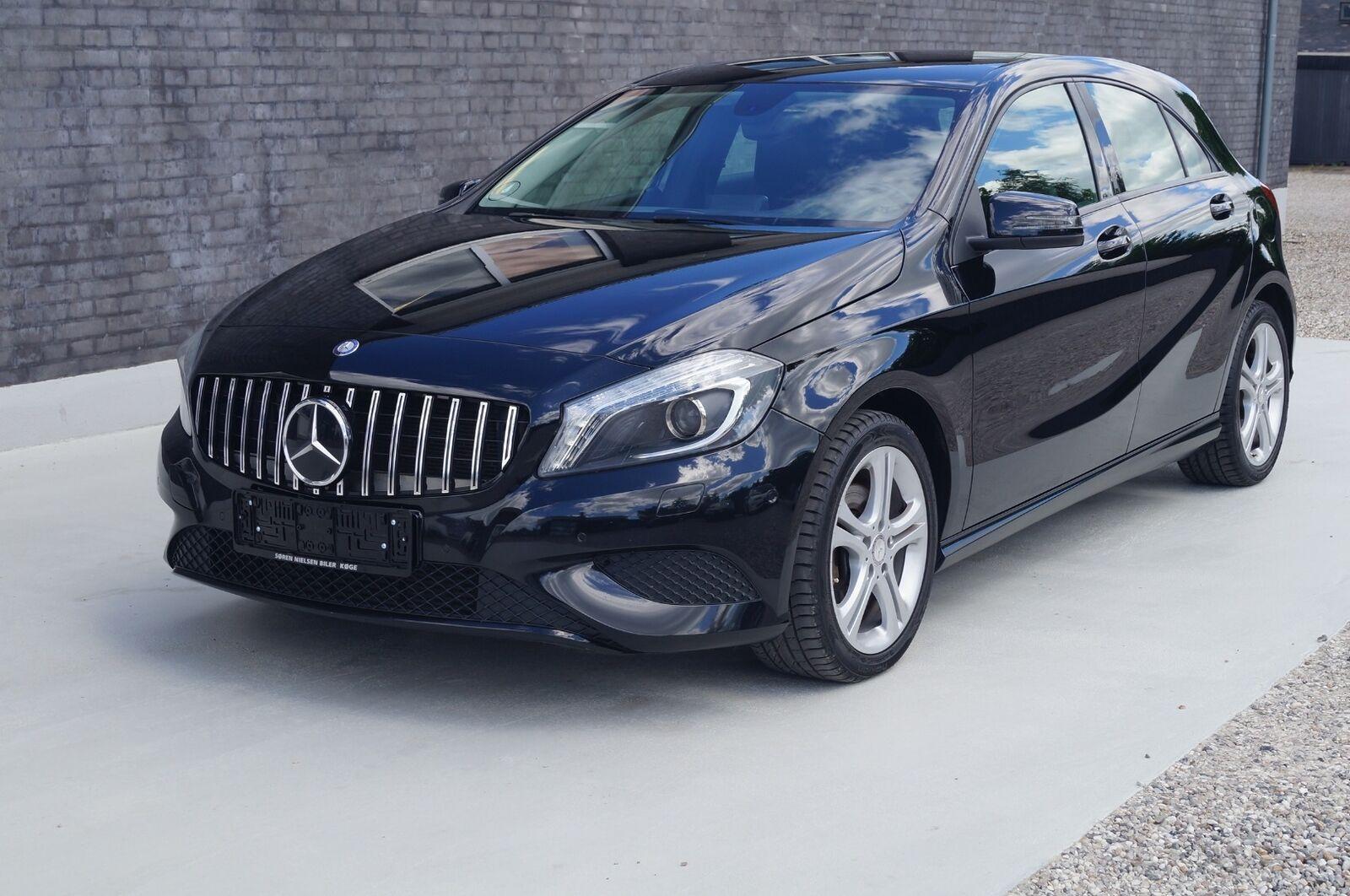 Mercedes A220 2,2 CDi Urban aut. 5d