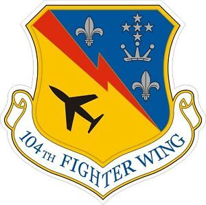 Air-National-Guard-104th-Fighter-Wing-Decal-Sticker