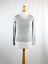 New-Look-Womens-Size-10-Grey-Plain-Cotton-Blend-Basic-Tee thumbnail 2