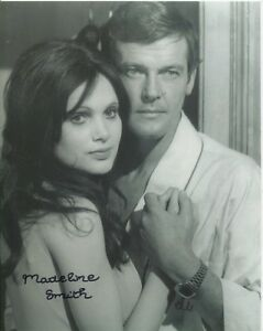 Madeline-Smith-Photo-Signed-In-Person-James-Bond-B952
