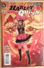 Harley Quinn #3 New 52 (Tommy Lee Edwards Harlequin Variant) VF+ and #0 Variant