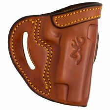 Browning Leather 1911 Holster Open Top 12904013