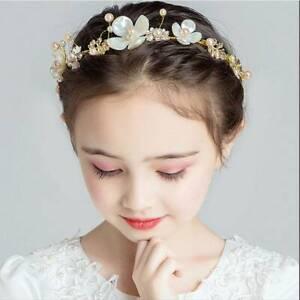 Wedding-Flower-Pearl-Bridal-Headband-Hair-Clip-Tiara-Access-DP