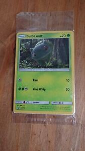 Pokemon-Bulbasaur-SM198Promo-Trading-Card-Game-pikachu-detective-special-MINT