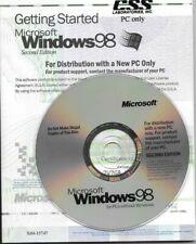 Windows 98 Second Edition Win 98se Full License Key Download