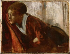 Edgar-Degas-Melancholy-Giclee-Canvas-Print-Paintings-Poster-Reproduction
