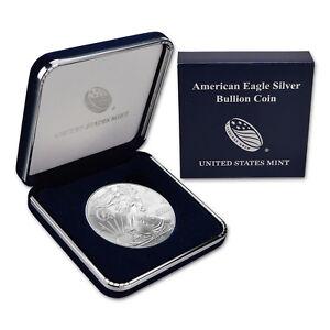 2009-1-American-Silver-Eagles-BU-In-US-Mint-Gift-Box