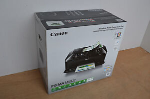 Brand New Canon PIXMA MX922 Wireless All-In-One Inkjet ...