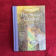 Classic Starts®: The Secret Garden by Frances Hodgson Burnett (2005, Hardcover)
