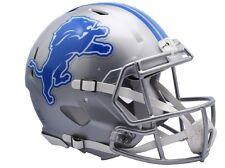 Detroit Lions New 2017 Helmet - Riddell MINI SPEED FOOTBALL HELMET 2017 season