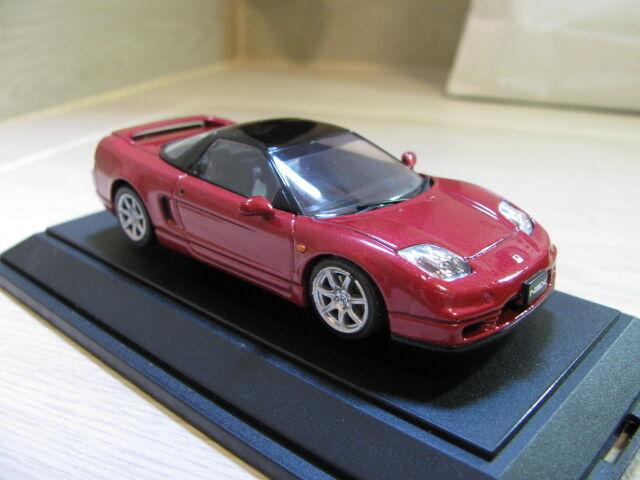 1 43 ebbro Honda NSX (2001) diecast