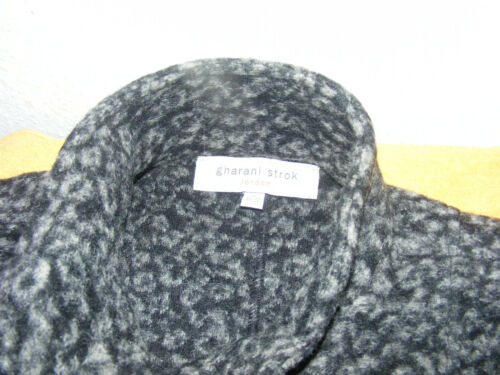 Gharani Gr Giacca grigia donna Novità in Giacca lana da nera e 40 lana 47 Strok rrx5wqvP