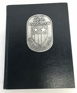 Details about US Army Air Forces Hump Pilot Association Vol II Yearbook -  Signed By 39 Pilots