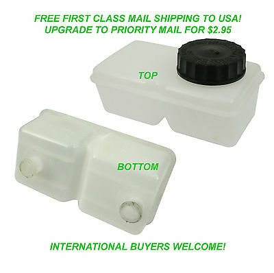 Dual Circuit Master Cylinder Fits Super Beetles Compatible with Dune Buggy