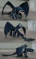 Drago domare facile DRAGO NOTTE ombra senza dente Dragons Berk