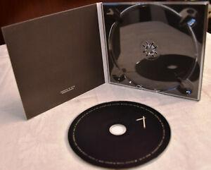 "SAULT 7 Neuwertig CD im DigiPak KULTALBUM ""Black Lives Matters""-SOUNDTRACK Dance"