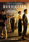 Manhattan: Season 2 (DVD, 2016, 4-Disc Set)