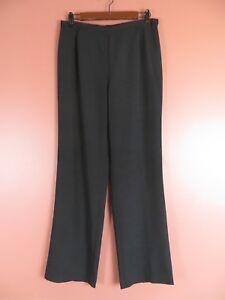 Pantalon 148 costume femmes 95 10 uni soie Lafayette menthe 20692599 Ny noir pour de Sz Pns0837 ACxw5UqtB