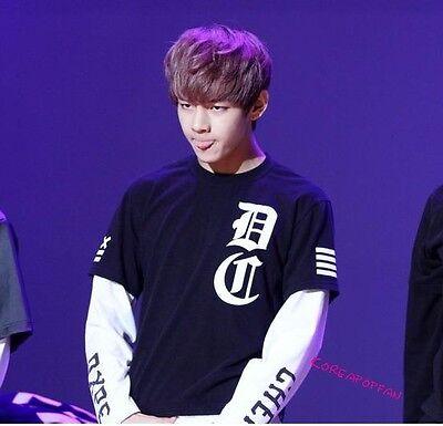 BTS T-shirt Bangtan Boys black unisex tee jung kook jungkook Kpop New