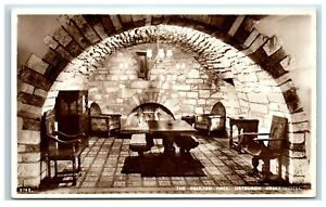 Picture-Postcard-The-Vaulted-Hall-Dryburgh-Abbey-Hotel-Melrose-Scotland