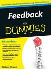 Erfolgreich Feedback Geben Fur Dummies by Rudiger Klepsch (Paperback, 2015)