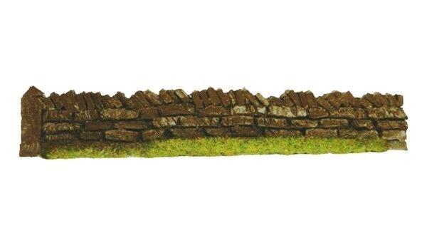 Pack of 5 OO gauge Roadside dry stone walling - Javis PW1DB - F2