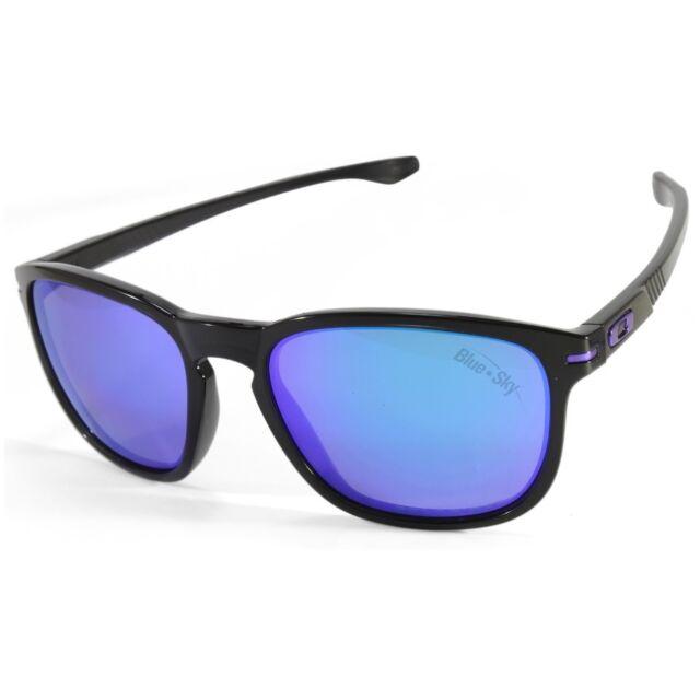 4fbef3c874 Oakley Enduro OO 9223-13 Polished Black Ink Violet Iridium Polarised  Sunglasses