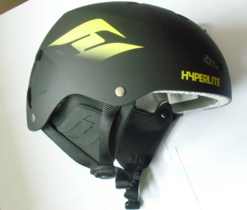 L Gr Kite-Helm Hyperlite StepUp Helm mit Ohrenschützern