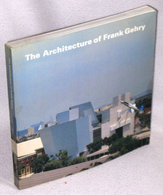FRANK O. GEHRY - THE ARCHITECTURE 1964-1986 -Walker Art Center, Minneapolis 1986